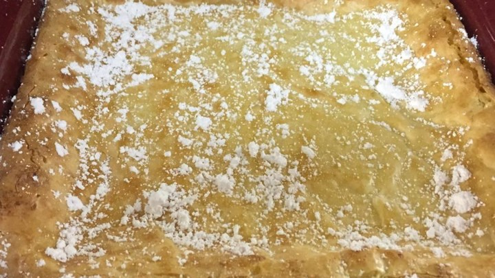 Gooey Butter Cake III