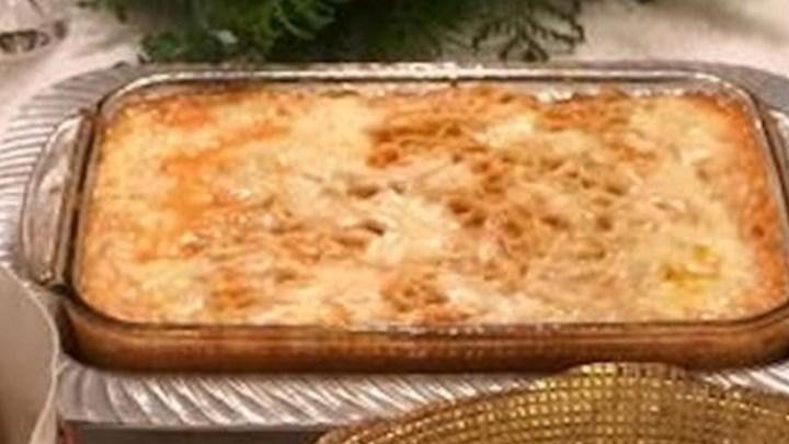 Christmas Spaghetti