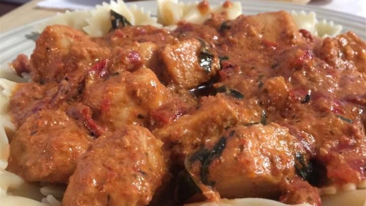 Sun-Dried Tomato Chicken
