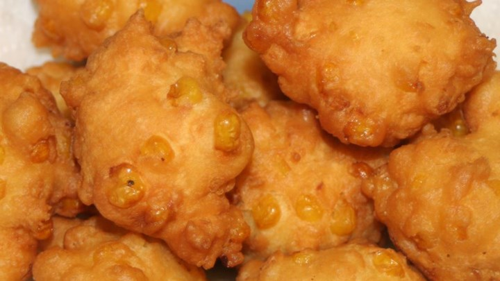 Corn Fritters Recipe - Allrecipes.com