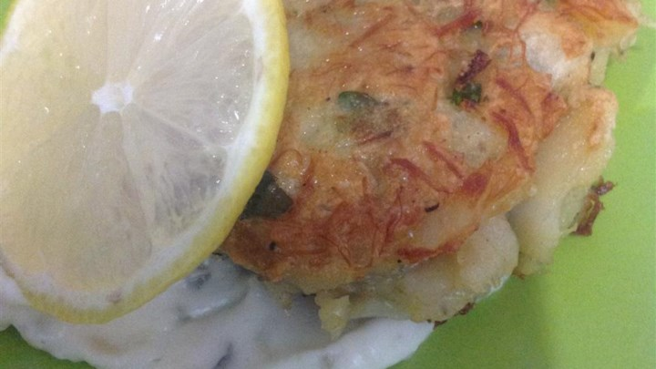 Captain Duarte's Salt Cod Cakes