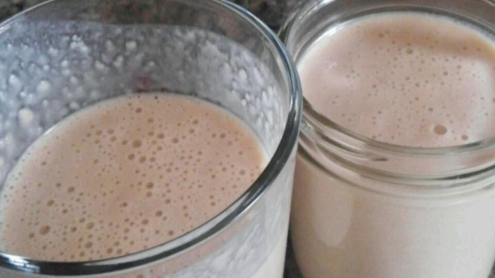 Perfect Peach Smoothie