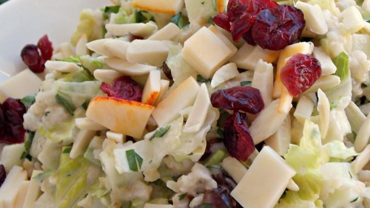 GG's Bulgur Salad