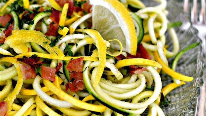 Refreshing Summer Squash Salad
