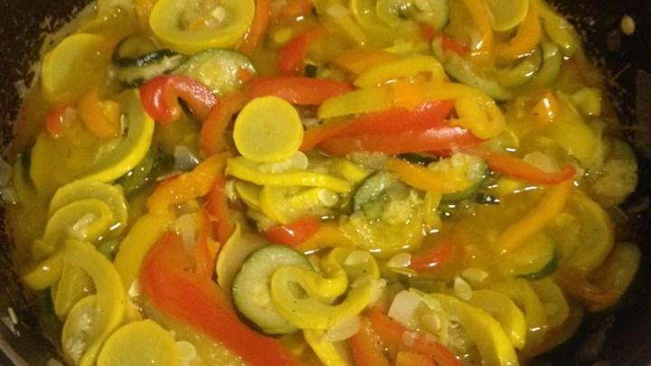 Yellow Squash and Zucchini Delight