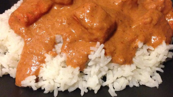 Murgh Makhani (Indian Butter Chicken)