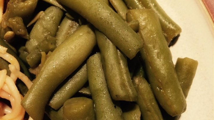 Mom's Great Green Beans