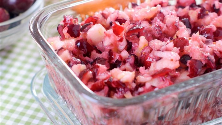 Fresh Cranberry Relish Recipe - Allrecipes.com