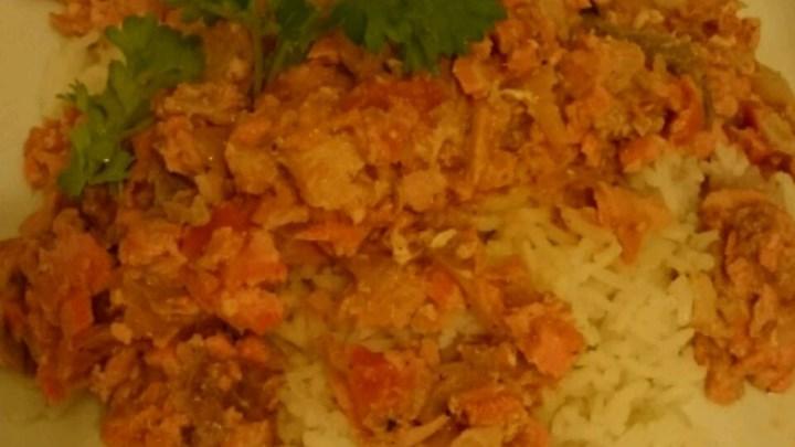 Salmon Sarciado