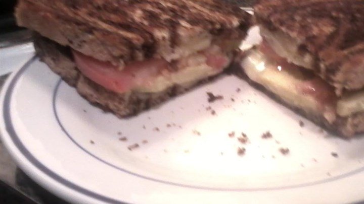 Alexa's Gourmet Grilled Cheese