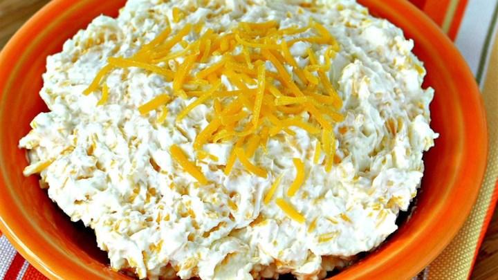 Easy Cheese Dip