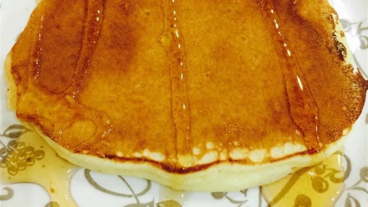 Pineapple Orange Pancakes