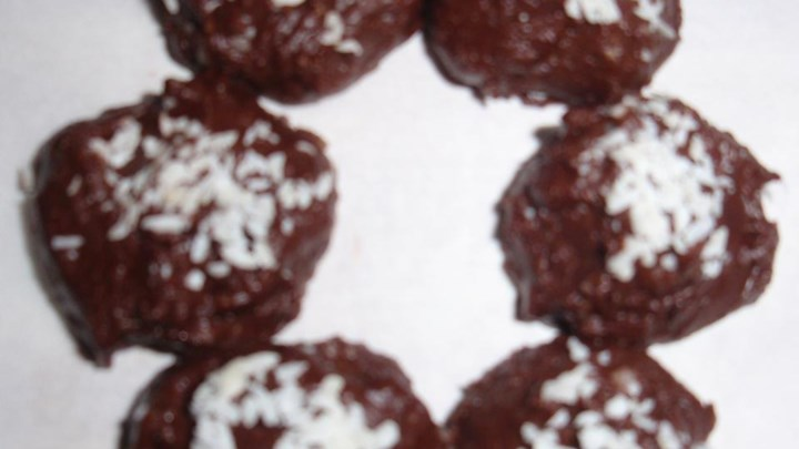 Cocoa Coconut Chocolate Bites Recipe - Allrecipes.com
