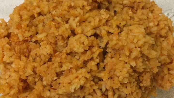 Del Rio's Mexican Rice