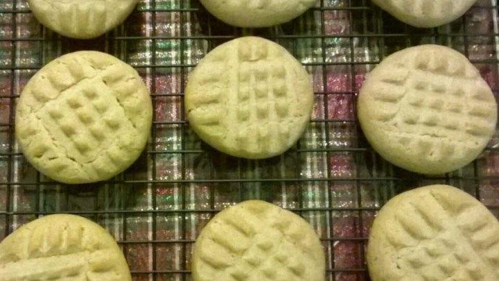 Chef John's Peanut Butter Cookies