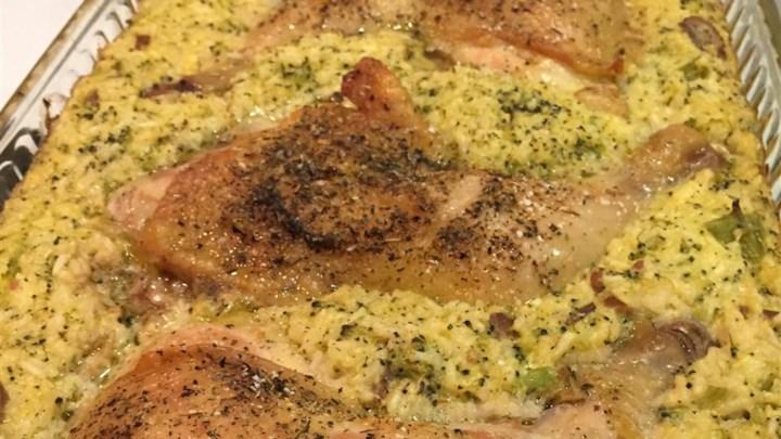 Eve's Chicken Quarters