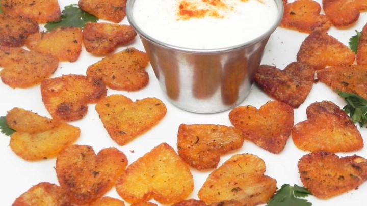 Cajun Potato Wedges