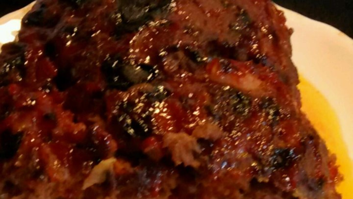 Very Old Meatloaf Recipe
