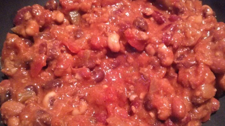 The Herd's Tailgate Chili
