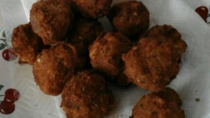 Scrumptious Sauerkraut Balls