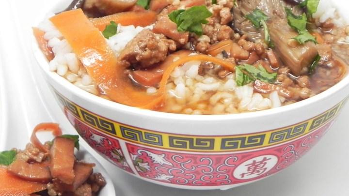 Chinese Ham Stew