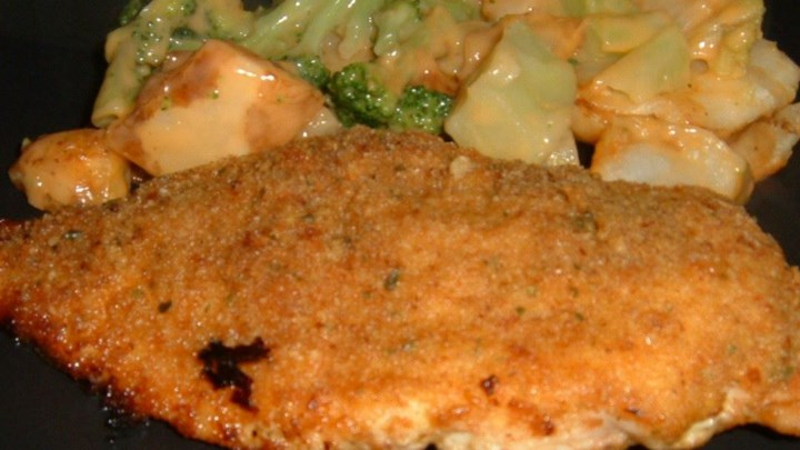 Spicy Brown Mustard Chicken