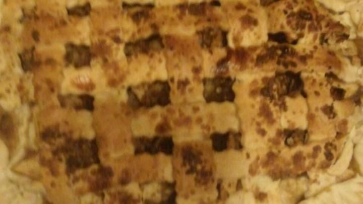 Caramel Apple Pie I