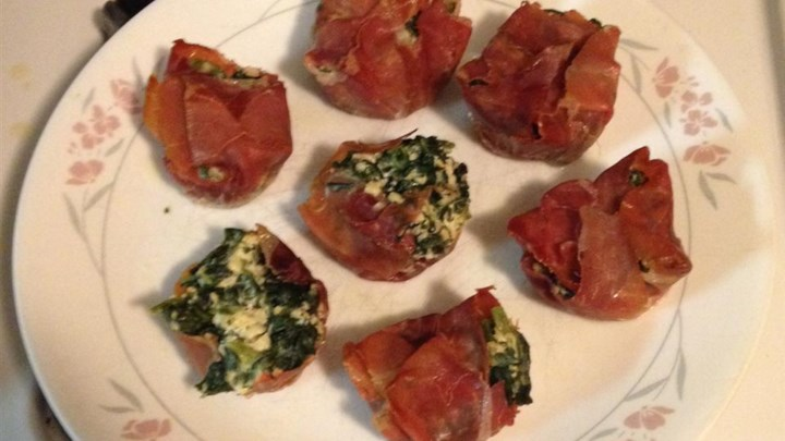 Prosciutto Cups Recipe - Allrecipes.com