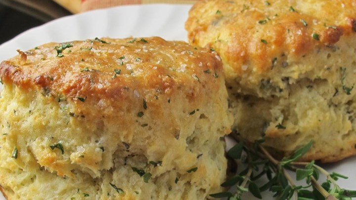 Herb Buttermilk Biscuits