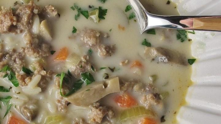 Italian Style Winter Soup
