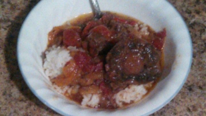 Spanish-Style Oxtail Stew