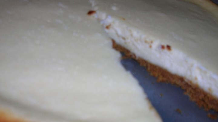 Daniel's Favorite Cheesecake