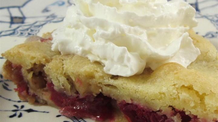 Cranberry Nut Pie