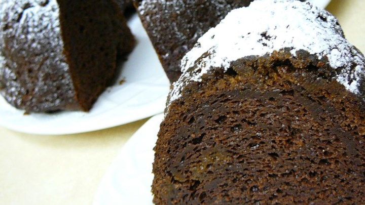 Chocolate Bundt® Cake