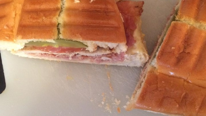 Classic Cuban Midnight (Medianoche) Sandwich