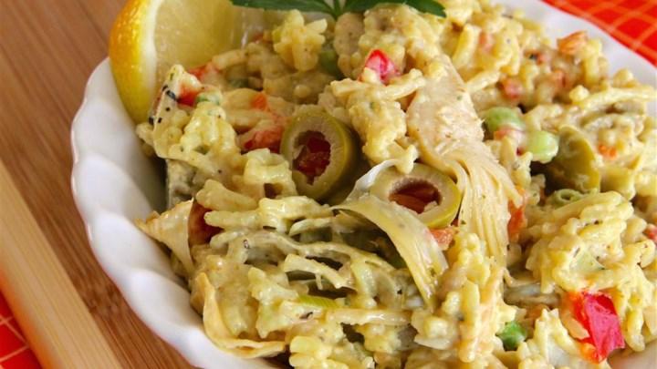 Artichoke Salad I