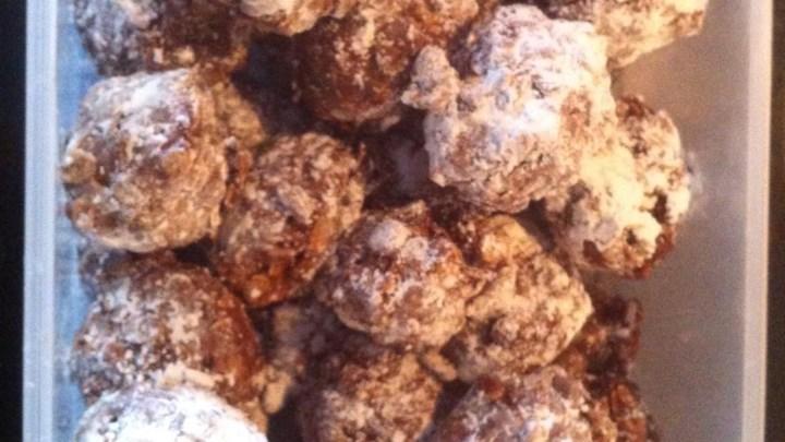 Eskimo Cookies