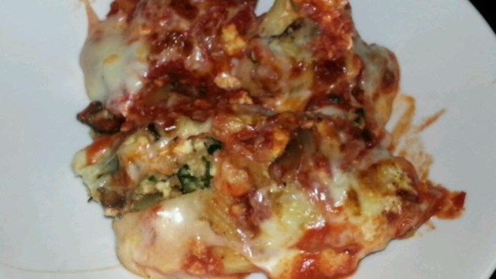 Meat-Free Stuffed Shells