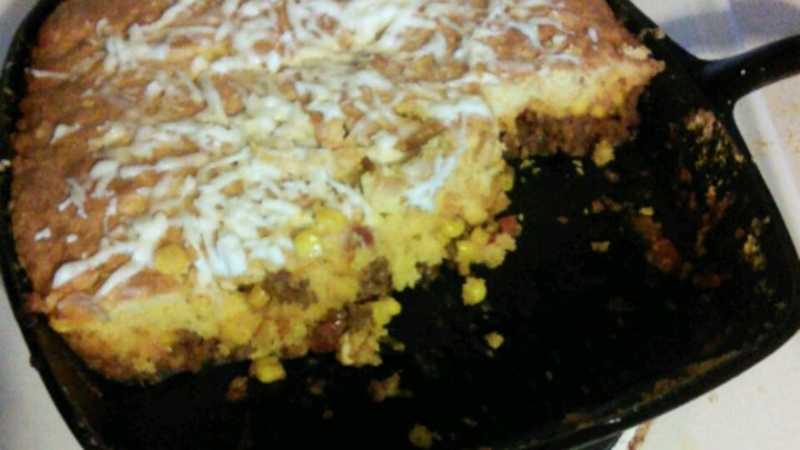 Sweet Tamale Pie