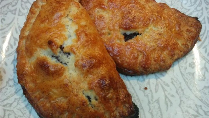 Sweet Almond Flaky Pie Crust