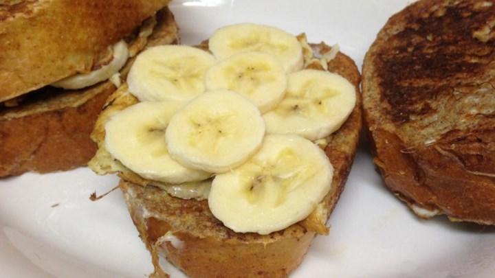 Vanilla Banana French Toast
