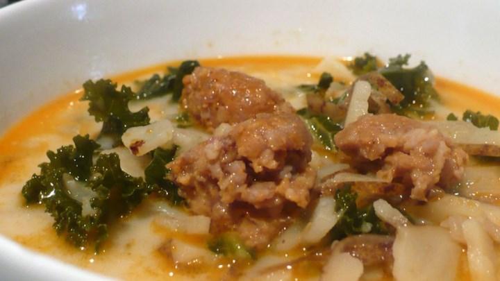 Super-Delicious Zuppa Toscana