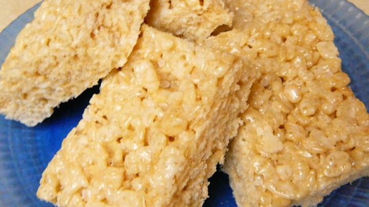 The Best Brown Butter Salted Rice Krispies® Treats Recipe ...