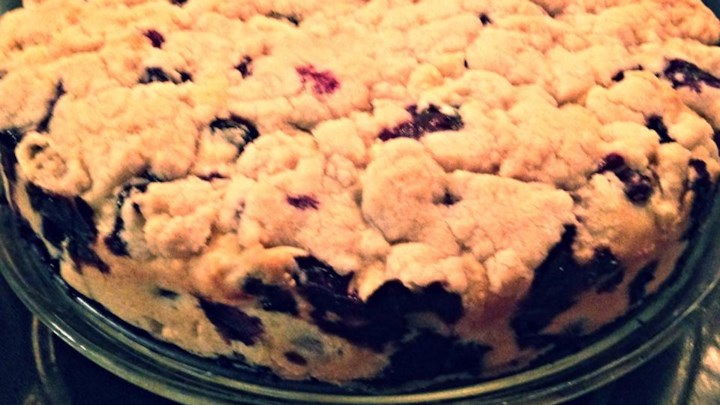 Best Blueberry Buckle