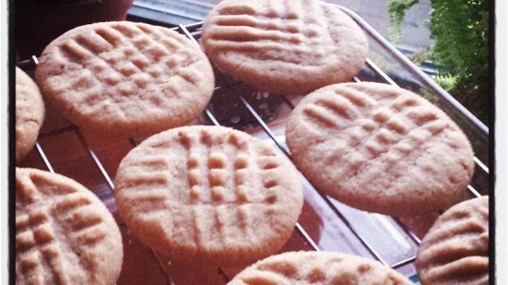 Peanut Butter Cookies IV
