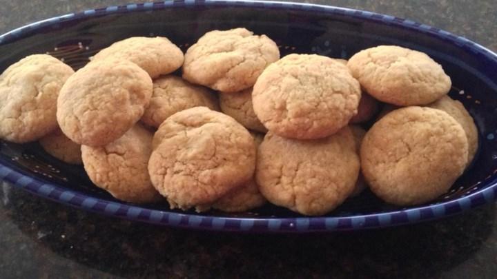 Walnut Cookies II
