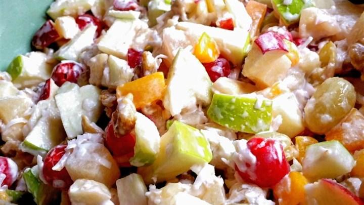 Mami Elva's Fruit Salad