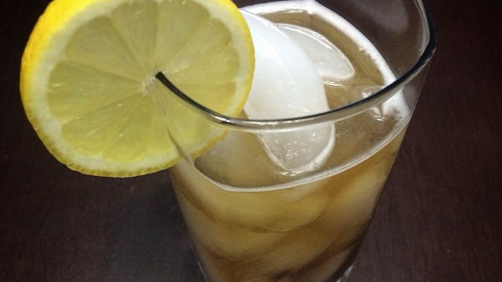 The REAL Long Island Iced Tea
