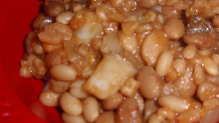 Pareve Cholent