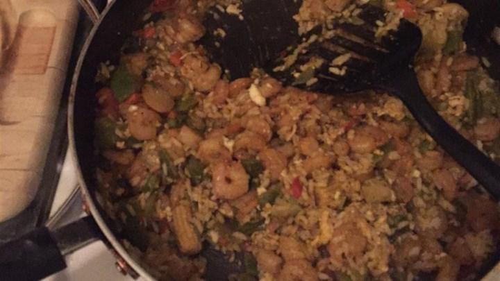 Shrimp Fried Rice I